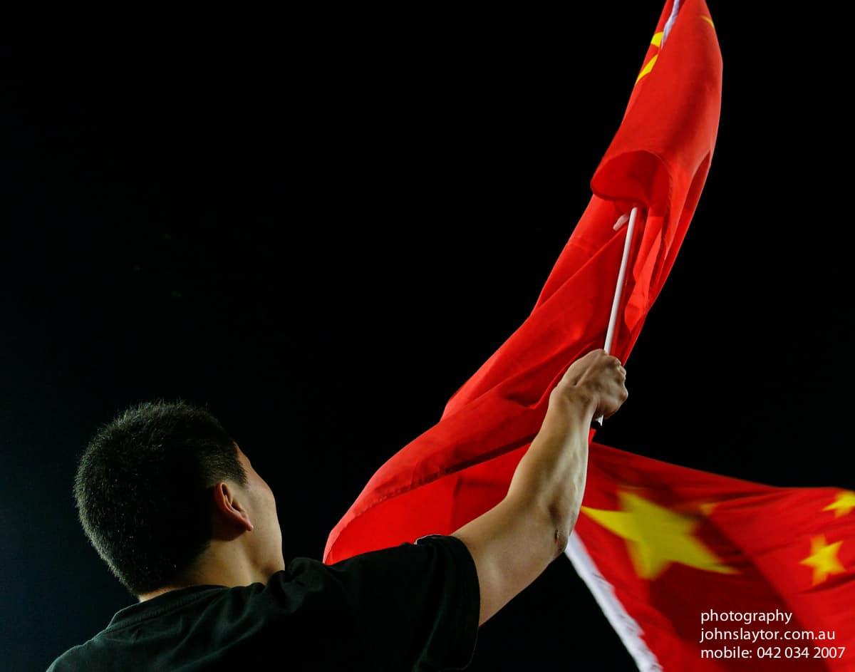 chinese nationalism sydney