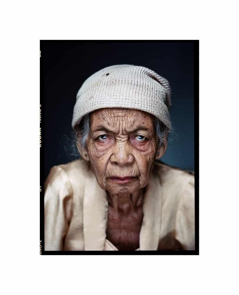 Master portrait photographers – Jan Banning