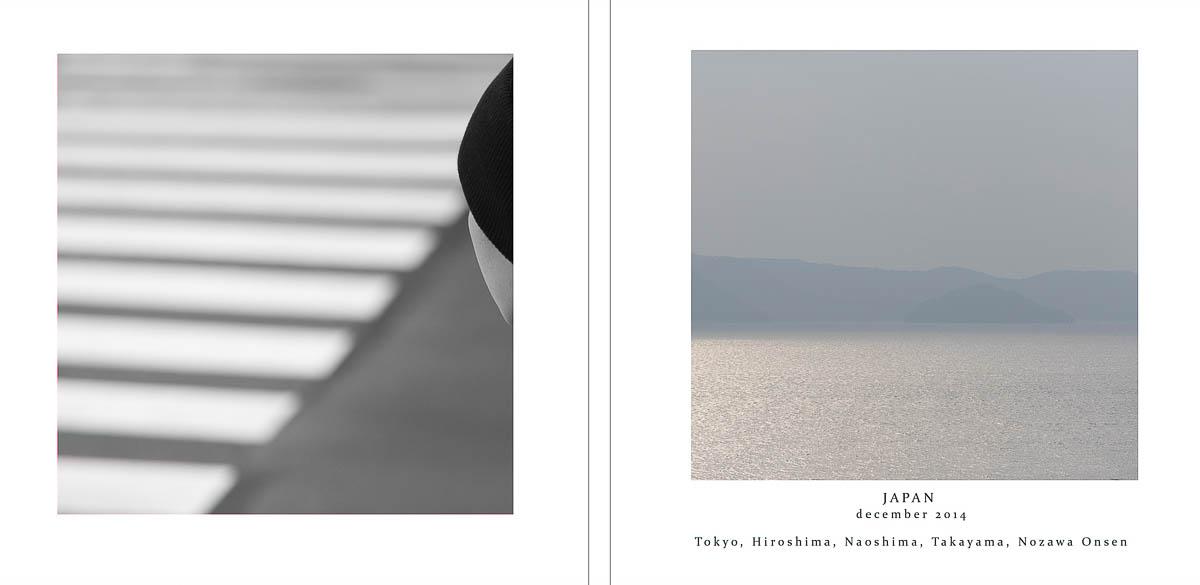 On designing a photobook book